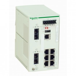 Ethernet Switches 6TX/2FX